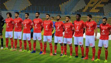 صورة تشكيل مباراة الأهلي وسموحة اليوم في الدوري المصري