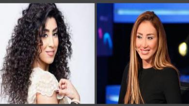خناقة ريهام سعيد وآيتن عامر