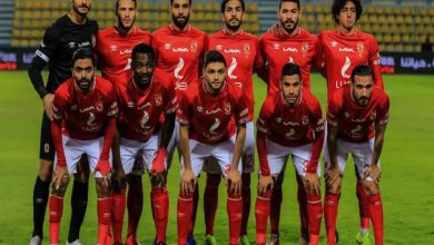 صورة تعرف على حكم مباراة الإسماعيلي والأهلي اليوم في الدوري