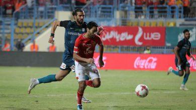 صورة جدول ترتيب الدوري المصري بعد فوز الأهلي على إنبي
