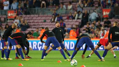 القنوات الناقلة لمباراة برشلونة أمام فالنسيا مع موعد مباراة نهائي كأس ملك اسبانيا
