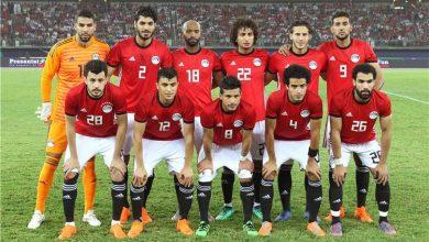 صورة تشكيل مباراة مصر وتنزانيا الودية اليوم استعدادا لكأس الأمم الأفريقية