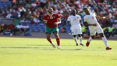 صورة جهاز المغرب يحسم مصير مهاجم الزمالك من مباراة جنوب أفريقيا