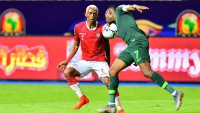 صورة أهداف وملخص مباراة نيجيريا ومدغشقر في كأس الأمم الأفريقية
