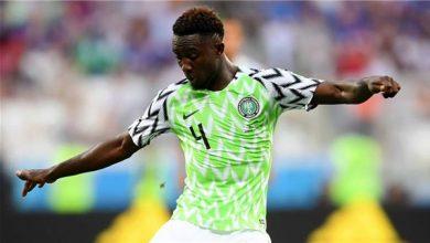 صورة رسميا.. نديدي أفضل لاعب في مباراة نيجيريا وبوروندي