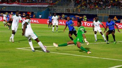 صورة ملخص وأهداف مباراة السنغال وتنزانيا في أمم أفريقيا