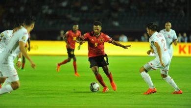 صورة ملخص وأهداف مباراة تونس وأنجولا في كأس الأمم الأفريقية