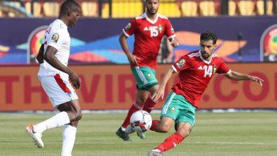 صورة ملخص وأهداف مباراة المغرب وناميبيا في أمم أفريقيا