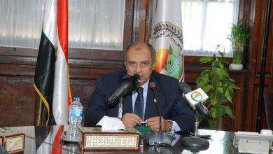 صورة وزير الزراعة يعلن مواقفة الجانب النيوزيلندي على فتح سوق جديدة للبرتقال المصري