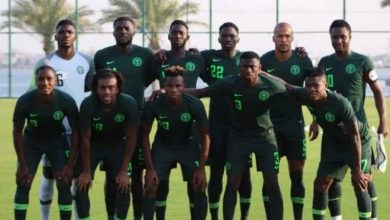 صورة تشكيل مباراة نيجيريا وبوروندي في افتتاح المجموعة الثانية