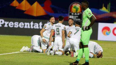 صورة ملخص وأهداف مباراة الجزائر وكينيا في أمم أفريقيا