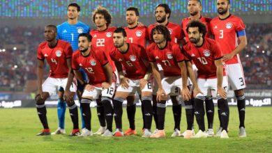 صورة تعرف على تشكيل منتخب مصر أمام تنزانيا