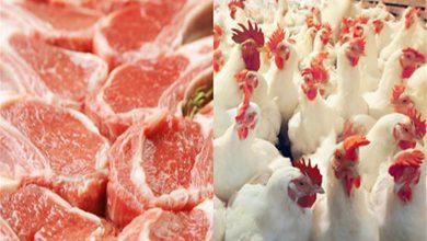 صورة أسعار الدواجن واللحوم بالأسواق المحلية اليوم الثلاثاء 2-7-2019