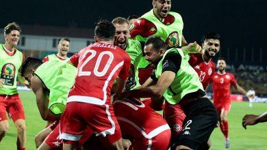مباراة تونس ومدغشقر
