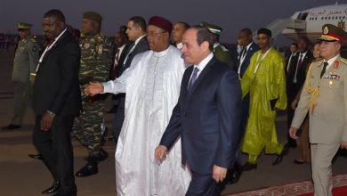 """صورة برئاسة السيسي.. """"القمة الأفريقية"""" تُطلق اتفاقية منطقة التجارة الحرة"""