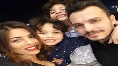 صورة زوجة أحمد إبراهيم تفاجئ جمهورها على إنستجرام