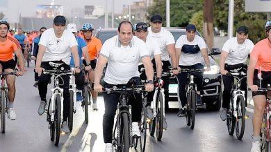 صورة خلال زيارته للكلية الحربية..الرئيس السيسي للطلاب:عليكم مسئولية أن تكونوا قدوة لشباب مصر