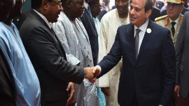 صورة بالصور.. الرئيس السيسي يغادر النيجر عقب انتهاء فعاليات القمة الأفريقية