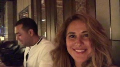 صورة مقطع فيديو ينفي شائعة طلاق معر مسعود وشيري عادل