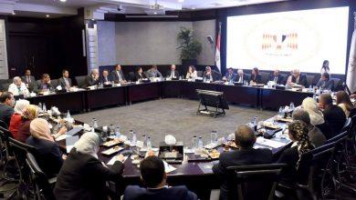 صورة بحضور ١٦ وزيرا وهيئة …مائدة مستديرة مصرية ألمانية لبحث مشروعات ٢٠١٩