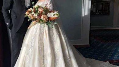صورة من هي مى ابراهيم التي أشعلت السوشيال ميديا بخبر زفافها