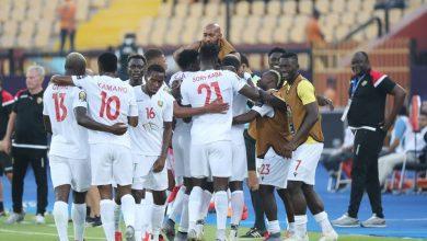 صورة ملخص وأهداف مباراة غينيا وبوروندي في أمم أفريقيا