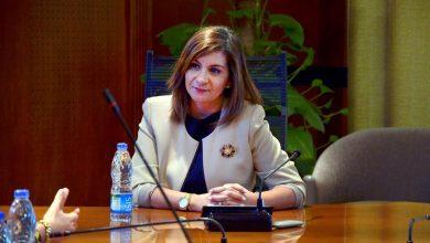"""صورة وزيرة الهجرة: دار نهضة مصر تعلن تحملها التكلفة الكاملة للمرحلة الأولى من مبادرة """"اتكلم مصري"""""""