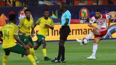 صورة منافس مصر.. جنوب أفريقيا تقترب من مواجهة الفراعنة في دور الـ16
