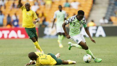 صورة شاهد.. نيجيريا تطيح بجنوب أفريقيا في اللحظات الأخيرة وتتأهل لنصف نهائي الكان