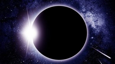 صورة ظاهرة تتكرر كل أربع سنوات..ماذا تفعله في ليلة خسوف القمر