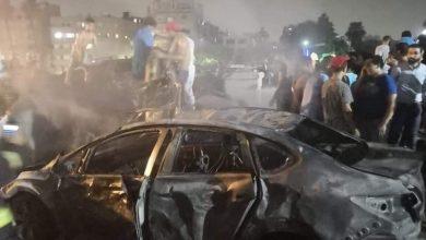 صورة الداخلية تحدد هوية منفذ تفجير المنيل وتعلن مصرع 8 ارهابيين بالفيوم والشروق