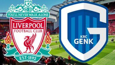 مشاهدة مباراة ليفربول ضد جينك بث مباشر اليوم الثلاثاء 5-11-2019