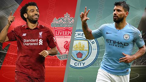 تابع لايف بث مباشر مباراة ليفربول ضد مانشستر سيتي اليوم
