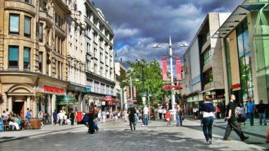 صورة انفجار قوي بمدينة كارديف ببريطانيا.. ما القصة؟