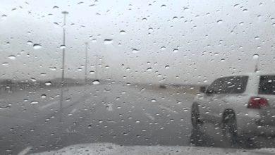 صورة طقس غدًا الثلاثاء 23-2-2021.. رياح وامطار غزيرة