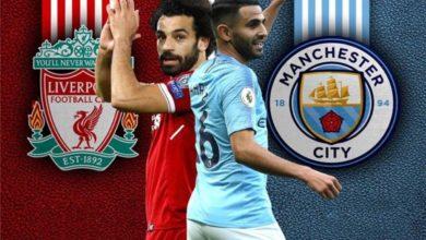 صورة موعد ومعلق مباراة ليفربول ومانشستر سيتي القادمة والقنوات الناقلة في الدوري الانجليزي