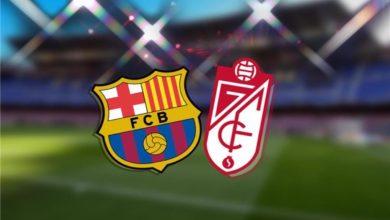 صورة موعد مباراة برشلونة وغرناطة والقنوات الناقلة في كأس ملك إسبانيا