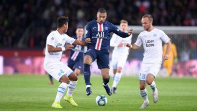 صورة التشكيل الرسمي لـ باريس سان جيرمان ضد نيس في الدوري الفرنسي