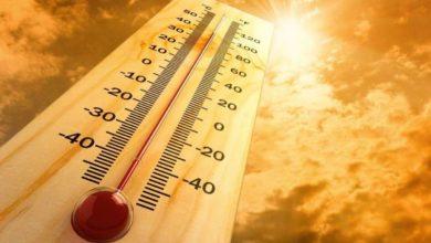 صورة حالة طقس في مصر اليوم الإثنين 31-5-2021..ودرجات الحرارة المتوقعة