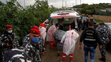 صورة لبنان يكشف نتيجة فحص جثمان الناشط لقمان سليم