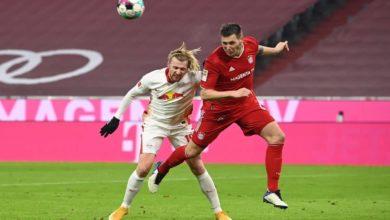 صورة بعد مباراة كبيرة.. بايرن ميونيخ يتعادل مع أرمينيا بيليفيلد في الدوري الألماني ( 3-3)