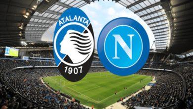 صورة موعد مباراة نابولي واتلانتا في كأس إيطاليا والقنوات الناقلة والتشكيل المتوقع