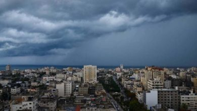 صورة برودة وأمطار.. حالة الطقس اليوم في مصر اليوم الجمعة 9-4-2021 ودرجات الحرارة المتوقعة
