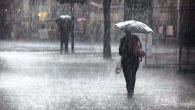 صورة انخفاض درجات الحرارة وامطار رعدية.. الارصاد تعلن طقس غدًا الخميس 4-2-2021
