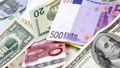 صورة تباين أسعار العملات الأجنبية أمام الجنيه المصري اليوم الجمعة 12-2-2021