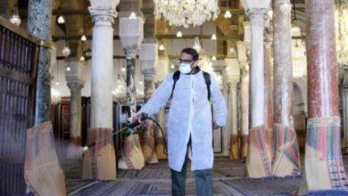 صورة غلق المساجد والمصليات بكوريا الجنوبية حتى نهاية فبراير بسبب كورونا