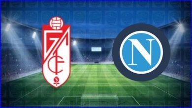صورة موعد مباراة غرناطة ونابولي في دوري أبطال أوروبا والقنوات الناقلة