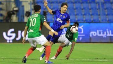 صورة موعد مباراة الهلال والاتفاق في الدوري السعودي والقنوات الناقلة