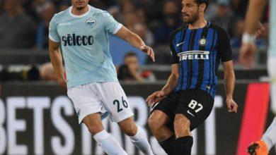 صورة تعرف على موعد والقنوات الناقلة لمباراة لاتسيو وإنتر ميلان في الدوري الإيطالي اليوم