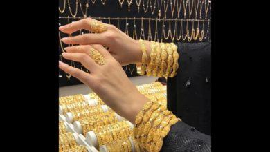 صورة سعر الذهب اليوم للبيع والشراء بمحلات الصاغة في مصر والسعودية الأربعاء 21-4-2021
